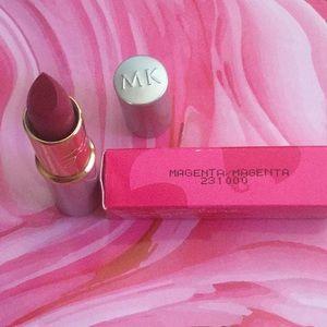 MK creme lipstick-magenta